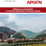 Nové číslo bulletinu slovenskej asociácie APUeN