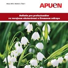 Bulletin pre profesionálov vo VO a firemnom nákupe / Marec 2015