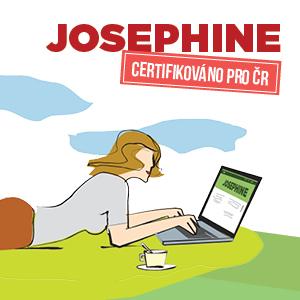 JOSEPHINE už má oficiální papíry