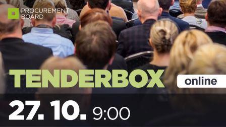 PROEBIZ TENDERBOX - pravidelné školení