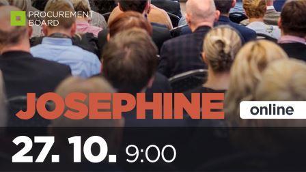 JOSEPHINE - pravidelné školenie