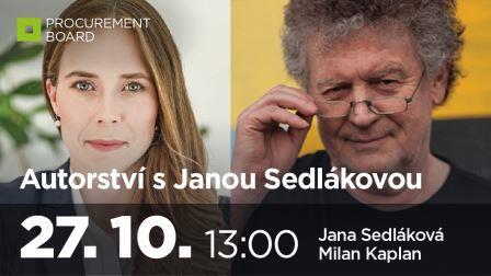 Autorství s Janou Sedlákovou