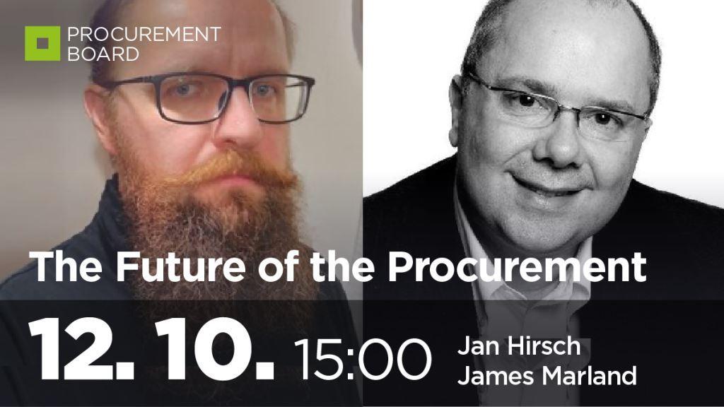 The future of the procurement