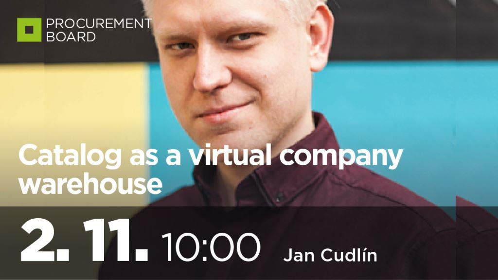 Catalog as a virtual company warehouse