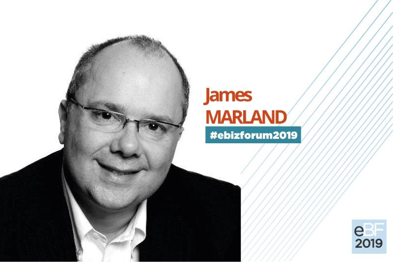James Marland: nákupný storyteller