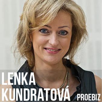 Lenka Kundratová