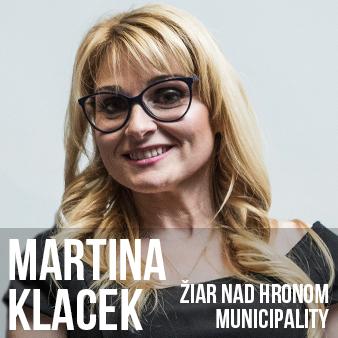 Martina Klacek