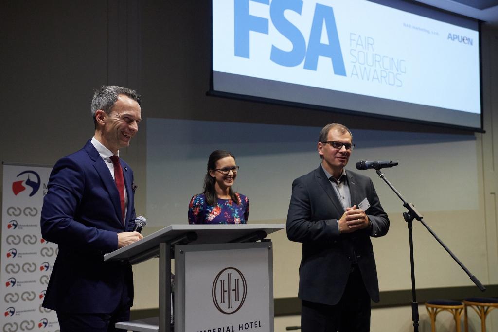 Otevřeli jsme novou kapitolu soutěže FSA
