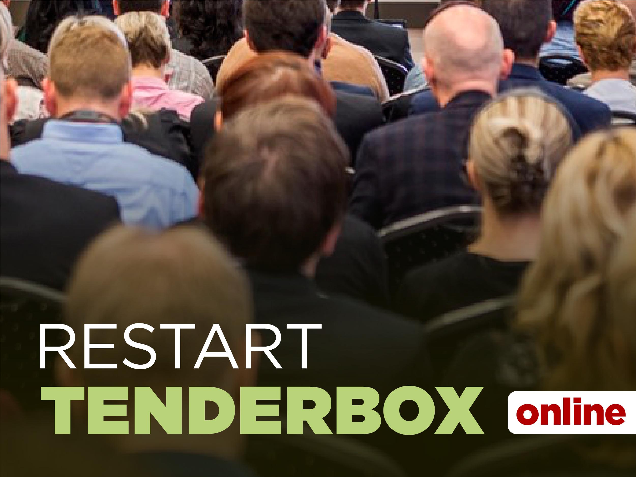 TENDERBOX - pravidelné školení