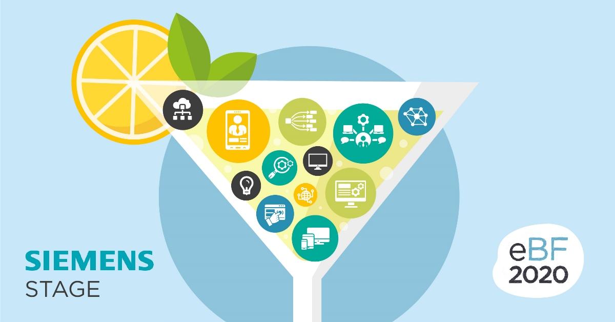 Siemens stage: technologický koktejl inspirací pro malé i velké