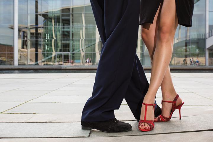 Tango s interným klientom