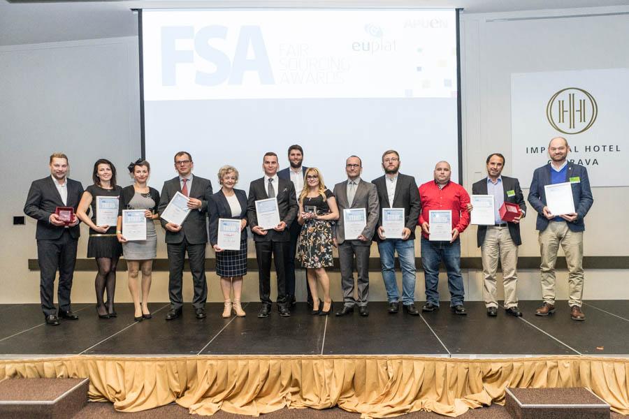Gratulujeme držitelům cen FSA 2018!